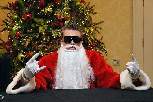 Santa Andersen Claus