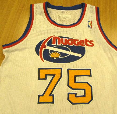 Nuggets X Clippers: Hardwood Classic Nights 2012: NBA X ABA