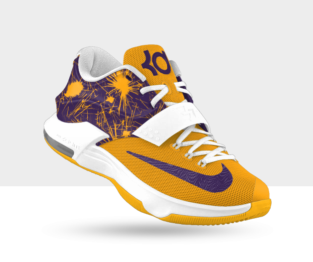KD7 Lakers Day