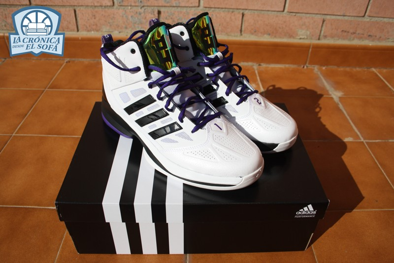 Adidas Zapatillas Dwight Howard Zapatillas Adidas u1c3FKTJ5l