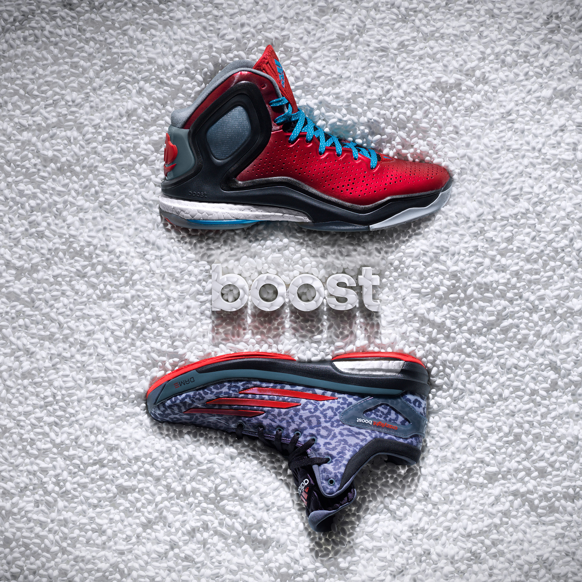 Botas Adidas Boost