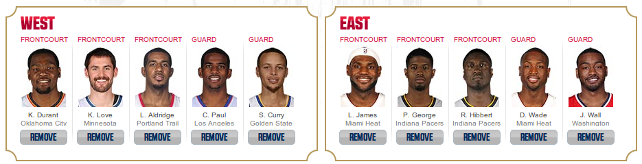 All-Star Picks